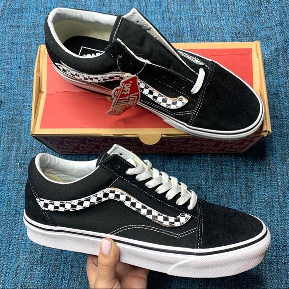 Vans Shoes | Nwt Old Skool Sidestripe V